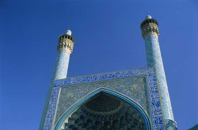 Imam mosque in Esfahan - Iran