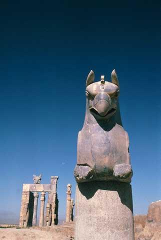 Persepolis in Iran