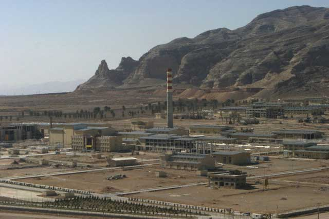 The Controversial Uranium Processing Site of Isfahan