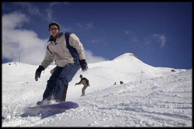 Iran - Skiing
