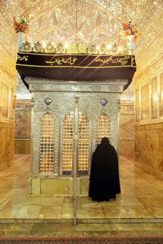 Mausoleum of Sayyed Mir Ahmad, Brother of Imam Reza