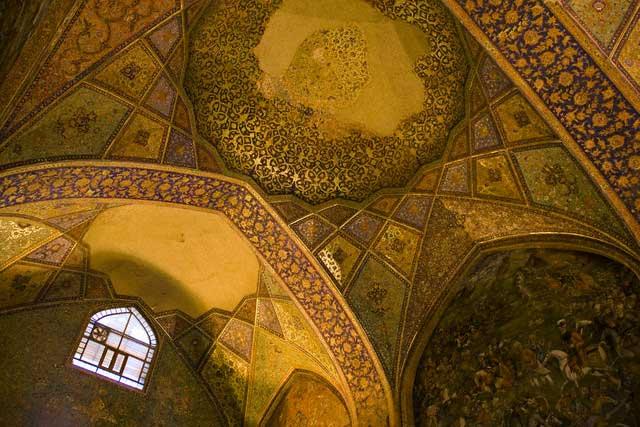 Chehel Sutun Palace, Isfahan, Iran