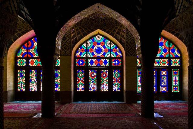 Nasih Mosque, Shiraz, Fars Province, Iran