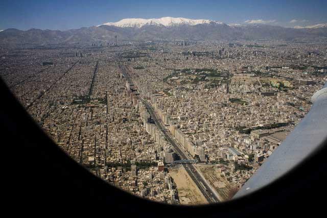 Iran - Tehran - Landscape