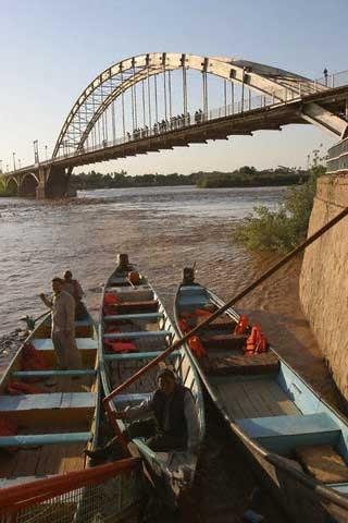 Iran - Karun River - River Guides