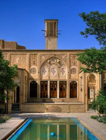 Iran - Kashan - Borujerdi House