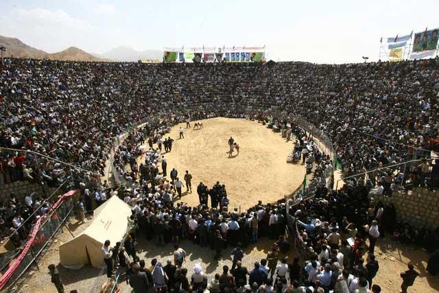 Wrestling - Bachokheh in Iran