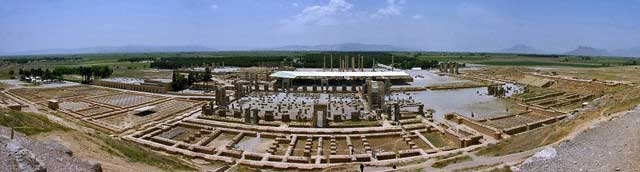 Iran - Persepolis - Former Capital of Persian Empire