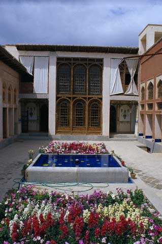 Courtyard of House in Jolfa