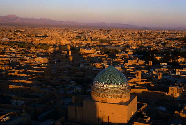 Seyed Roknaddin Mosque in Yazd