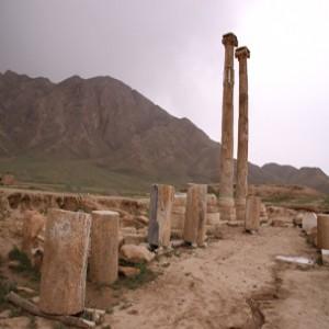 Khorheh Solooki Temple