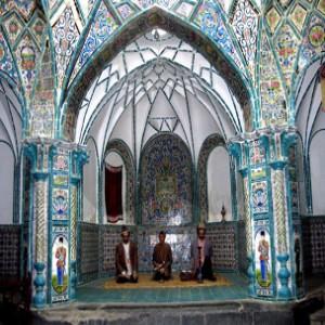 Chaharfasl bath museum