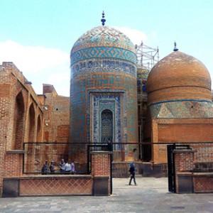 Sheikh Safi al-Din Kh�?neg�?h and Shrine Ensemble