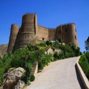 Falak-ol-Aflak Castle