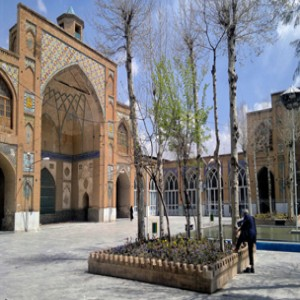 Soltani Mosque of Borujerd