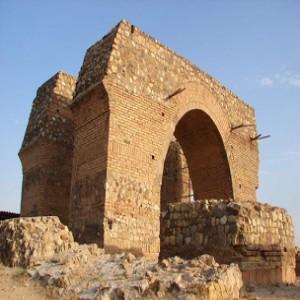 Bahram fire temple