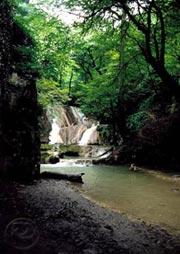 Yasooj Waterfall, Yasooj