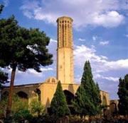 Dowlat Abad Garden, Yazd