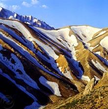 Binalood and Aladaq Mountains