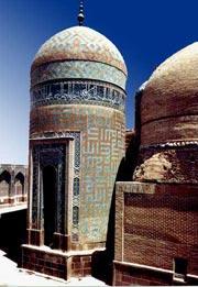 Sheikh Safi-edin Ardabily Mausoleum, Ardabil