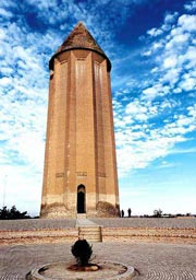 Kharaqan Tomb Towers, Qazvin