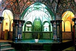 Chahar Fasl (Four Seasons) Bath, Arak