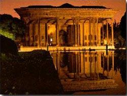Chehel Sotune Palace, Esfahan
