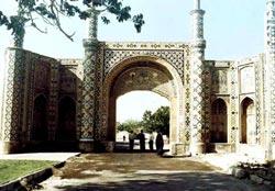 Qazvin Gateways, Qazvin