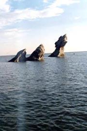 Orumieh Lake, West Azarbayjan
