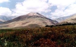 Altitudes and Summits, West Azarbayjan