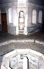 Safa Bath, Qazvin