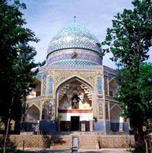 Qadamgah Mausoleum, Mashad