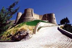 Falakol Aflak Castle, Khoram Abad