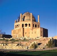 Soltanieh Dome Tomb, Abhar
