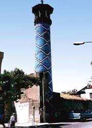 Pamenar Minaret, Tehran
