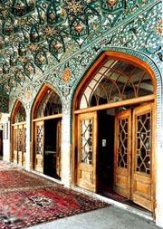 Ganj Ali Khan Mosque, Kerman
