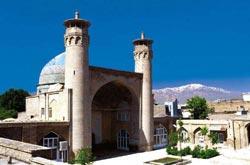 Soltani Mosque, Borujerd