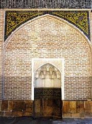 Alnabi Mosque, Qazvin