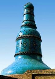Imamzadeh Shah Hamzeh, Qom