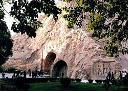 Taq-e-Bostan Engraving, Kermanshah
