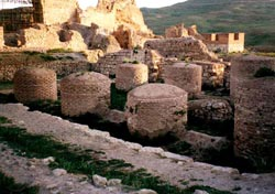 Takht-e-Soleiman Castle, Takab