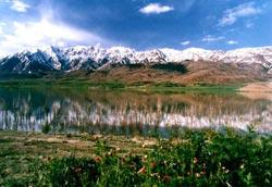 Choqakhor Wetland, Gandoman, Lordegan