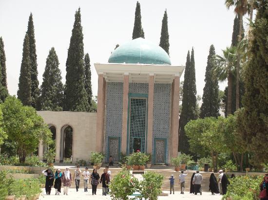Mausoleum of Saadi