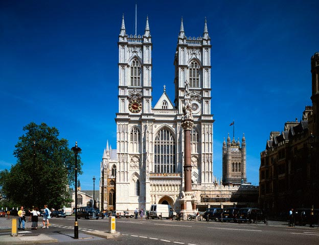 Westminster Abbey, London, Britain