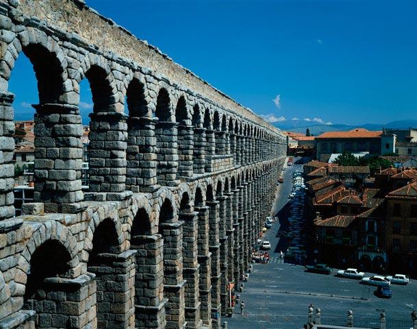 Rome Suidobashi in Segovia