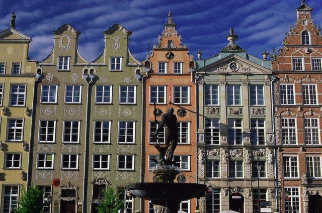 The Artushof at Lange Markt