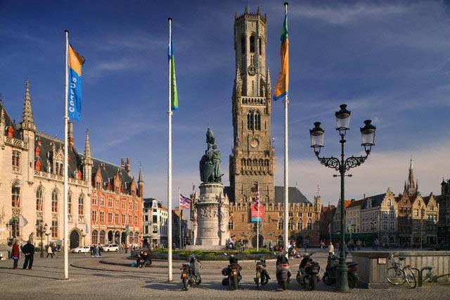 Markt of Brugge