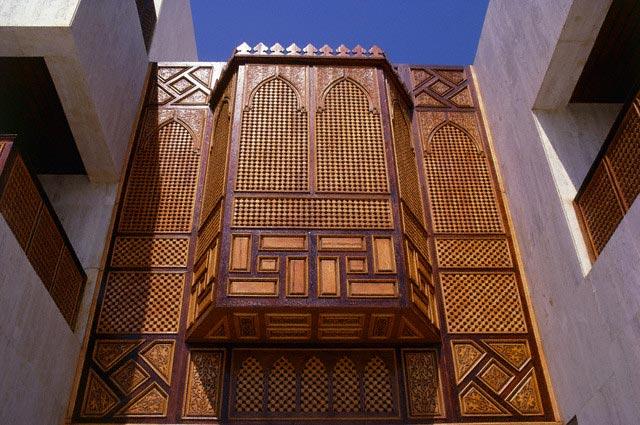 Building in Jeddah, Saudi Arabia