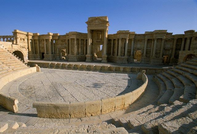 Amphitheater of Palmyra