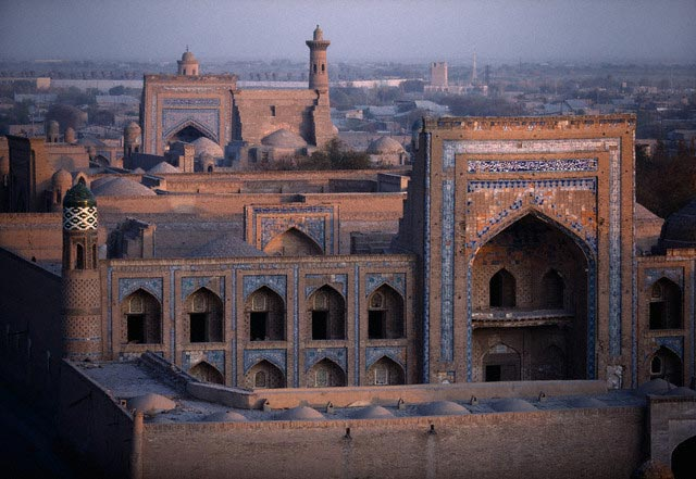 Madrasas in Khiva
